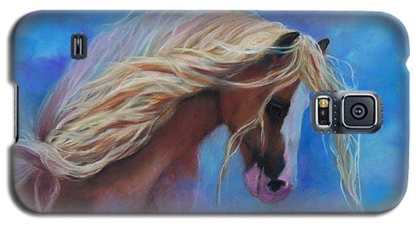 Gypsy In The Wind Galaxy S5 Case by Karen Kennedy Chatham