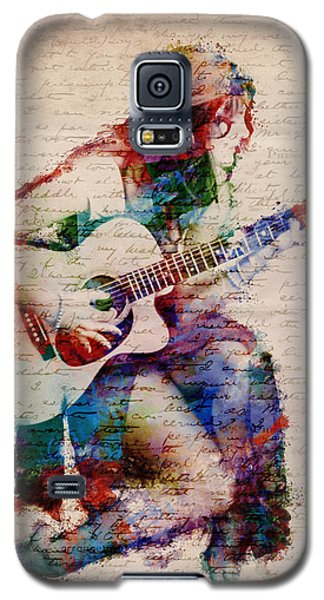 Gypsy Serenade Galaxy S5 Case by Nikki Smith