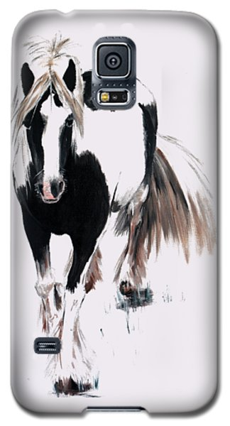 Gypsy Vanner Galaxy S5 Case