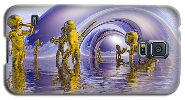 H2O Galaxy S5 Case by Robby Donaghey