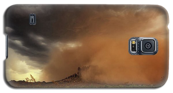 Haboob Is Coming Galaxy S5 Case
