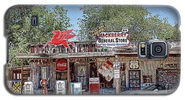 Hackberry General Store On Route 66, Arizona Galaxy S5 Case