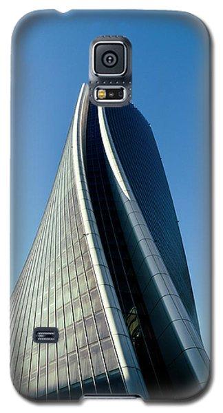Hadid Tower, Milan, Italy Galaxy S5 Case