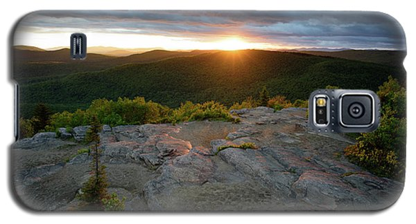 Hadley Mountain Sunset Galaxy S5 Case