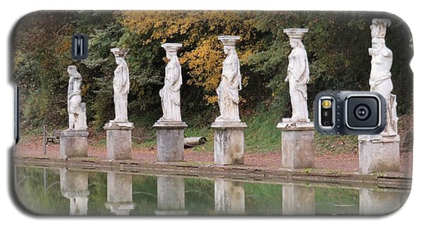 Hadrian's Villa 4 Galaxy S5 Case