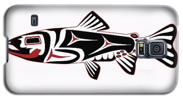 Haida Trout Galaxy S5 Case