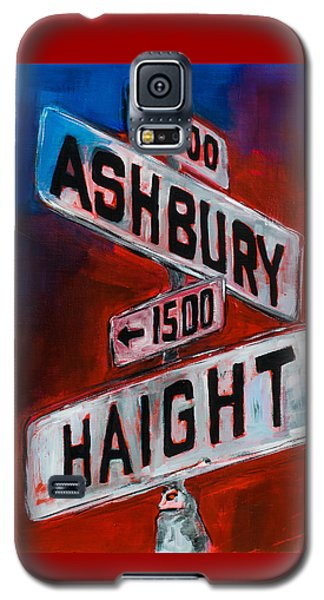 Haight And Ashbury Galaxy S5 Case