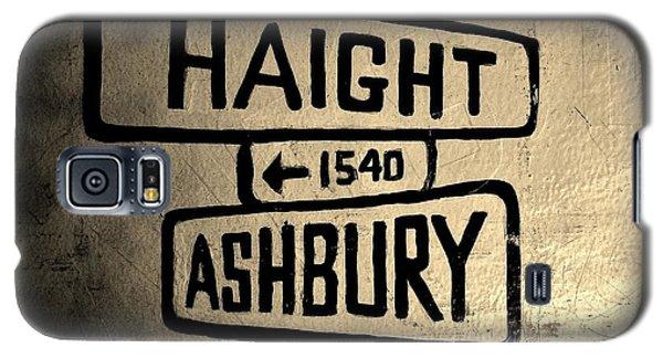 Haight Ashbury Galaxy S5 Case