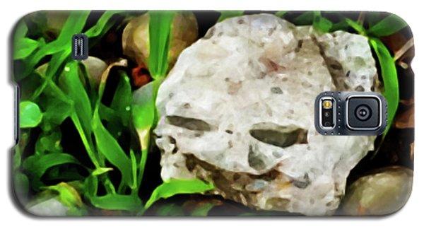 Haight Ashbury Smiling Rock Galaxy S5 Case