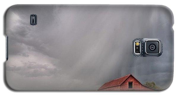 Hail Shaft And Montana Barn Galaxy S5 Case