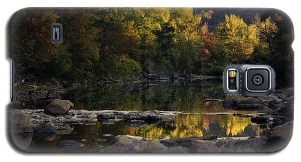 Hailstone Sunrise Fall Color 2012 Galaxy S5 Case