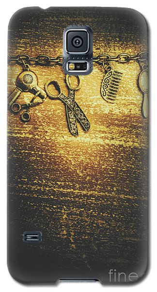 Hairdressing Beauty Salon Background Galaxy S5 Case by Jorgo Photography - Wall Art Gallery