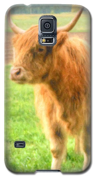 Hairy Coos Galaxy S5 Case