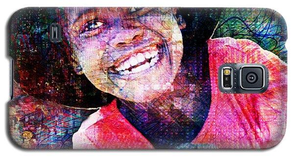 Haitian Daughter Galaxy S5 Case