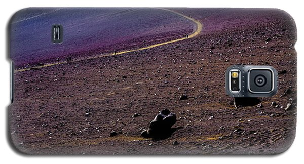 Galaxy S5 Case featuring the photograph Haleakala 2 by M G Whittingham