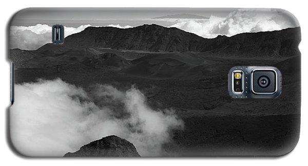 Haleakala B/w Galaxy S5 Case