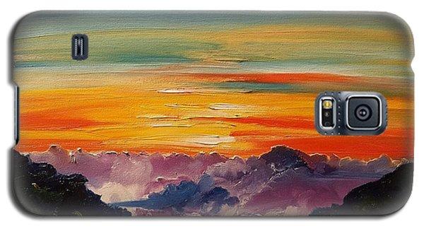 Haleakala Volcano Sunrise In Maui      101 Galaxy S5 Case