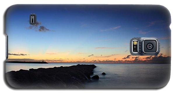 Hale'iwa Harbor Galaxy S5 Case