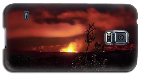 Halemaumau Crater Galaxy S5 Case