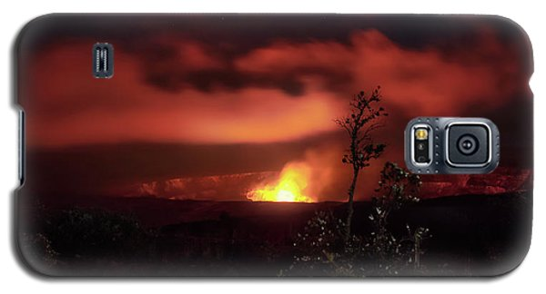 Halemaumau Crater Galaxy S5 Case