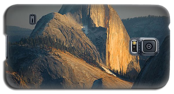 Half Dome At Sunset - Yosemite Galaxy S5 Case
