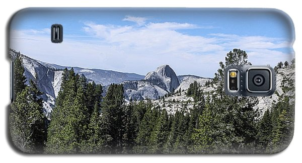 Half Dome From Olmstead Point Yosemite Valley Yosemite National Park Galaxy S5 Case