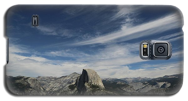 Half Dome Sky Galaxy S5 Case