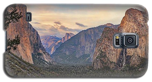 Yosemite Sunset Galaxy S5 Case