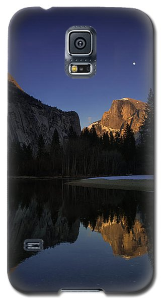Half Dome, Twilight Galaxy S5 Case