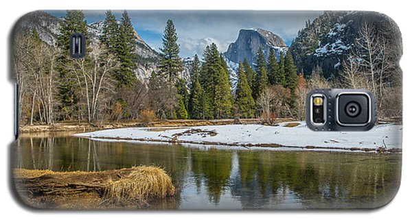 Half Dome Vista Galaxy S5 Case