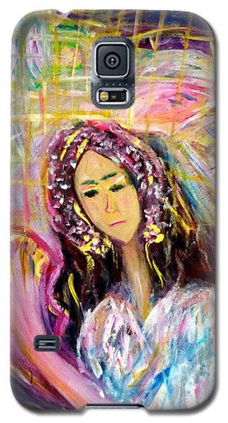 Half Heart Galaxy S5 Case