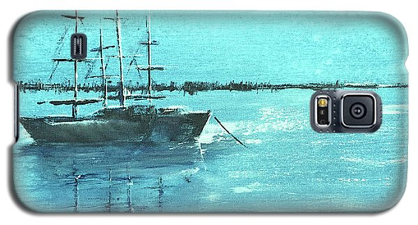 Half Moon Harbor Galaxy S5 Case