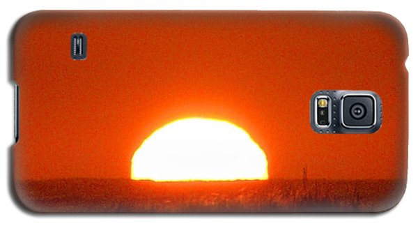 Half Sun Galaxy S5 Case