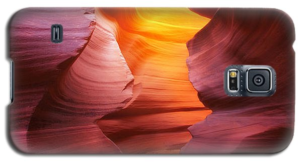 Galaxy S5 Case featuring the photograph Hall Of Fire by Kadek Susanto
