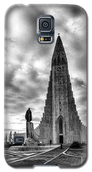 Hallgrims Kirkja Iceland Galaxy S5 Case by Rick Bragan
