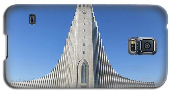 Hallgrimskirka Galaxy S5 Case by Wade Courtney