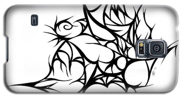 Hallow Web Galaxy S5 Case by Jamie Lynn