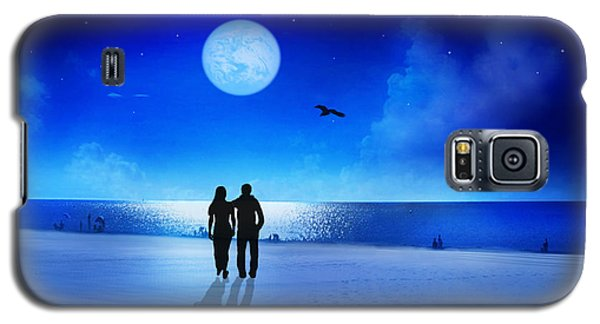 Night Blessings Galaxy S5 Case