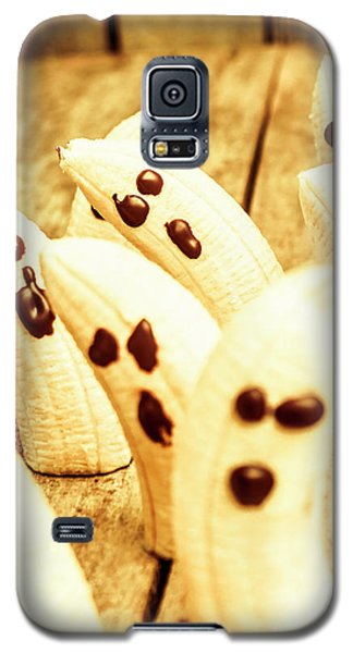 Halloween Banana Ghosts Galaxy S5 Case