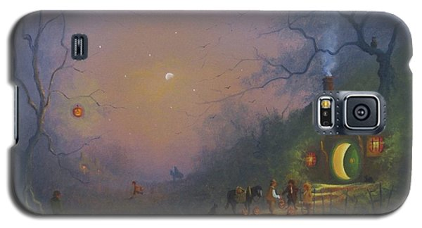 A Shire Halloween  Galaxy S5 Case