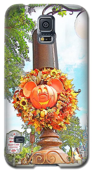 Halloween In Walt Disney World Galaxy S5 Case