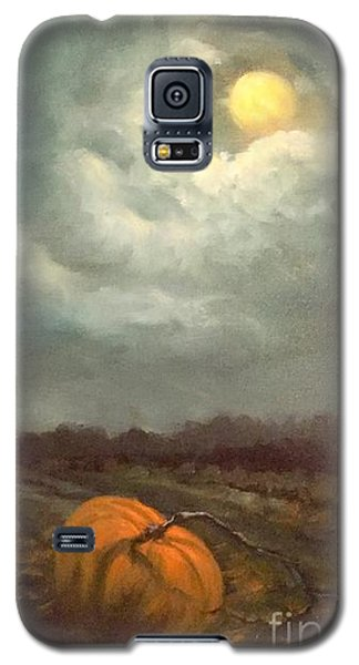 Halloween Mystery Under A Star And The Moon Galaxy S5 Case