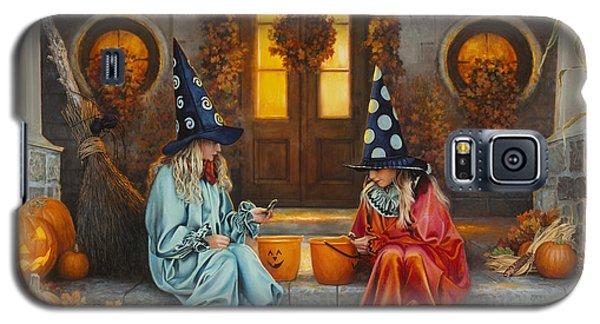Halloween Sweetness Galaxy S5 Case