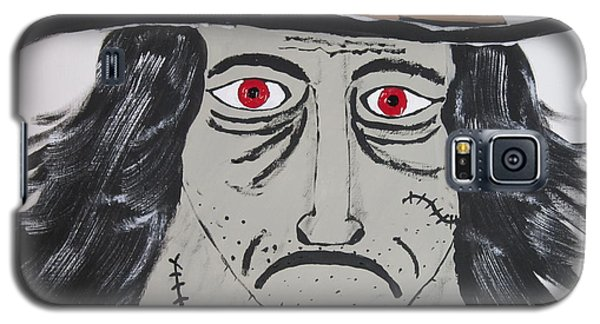 Halloween Witch Galaxy S5 Case