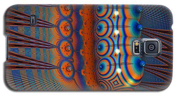 Hallucinogen Fractal Galaxy S5 Case