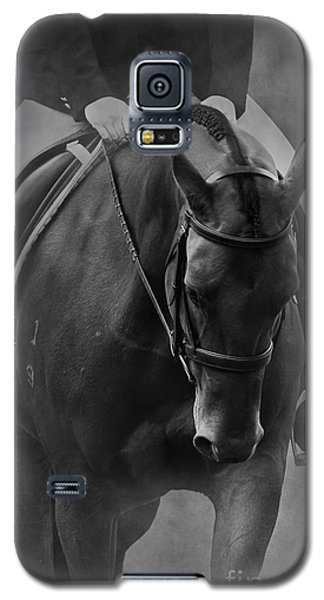 Halt Black And White Galaxy S5 Case
