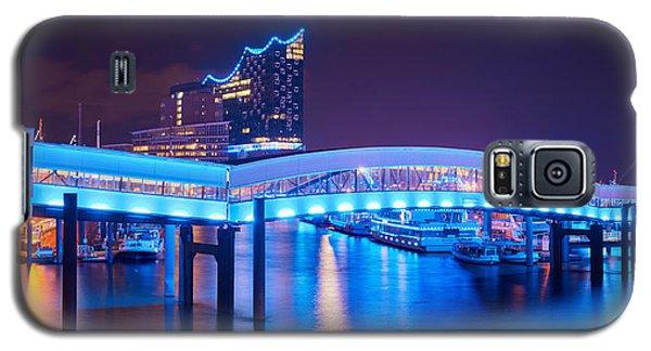 Hamburg Blue Port 2015 Galaxy S5 Case