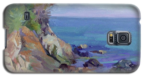 Hamilton Cove Catalina Island Galaxy S5 Case