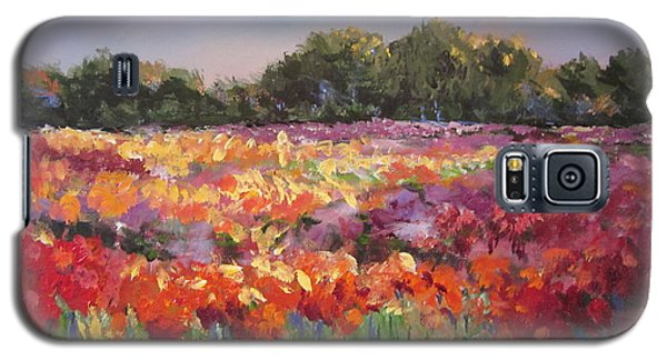 Hamilton Dahlia Farm Galaxy S5 Case