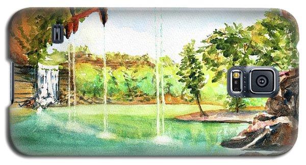 Hamilton Pool Texas Galaxy S5 Case